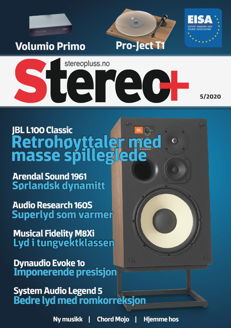 Stereo+ Stereopluss 5 2020