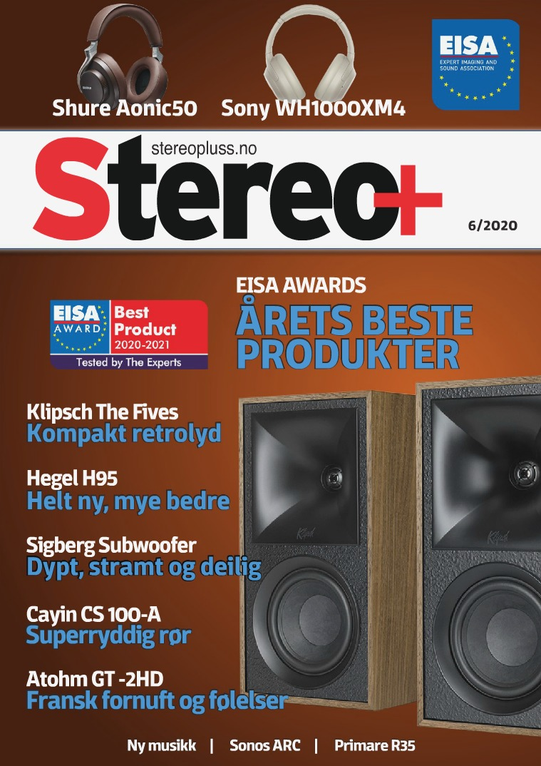Stereo+ Stereopluss 6 2020
