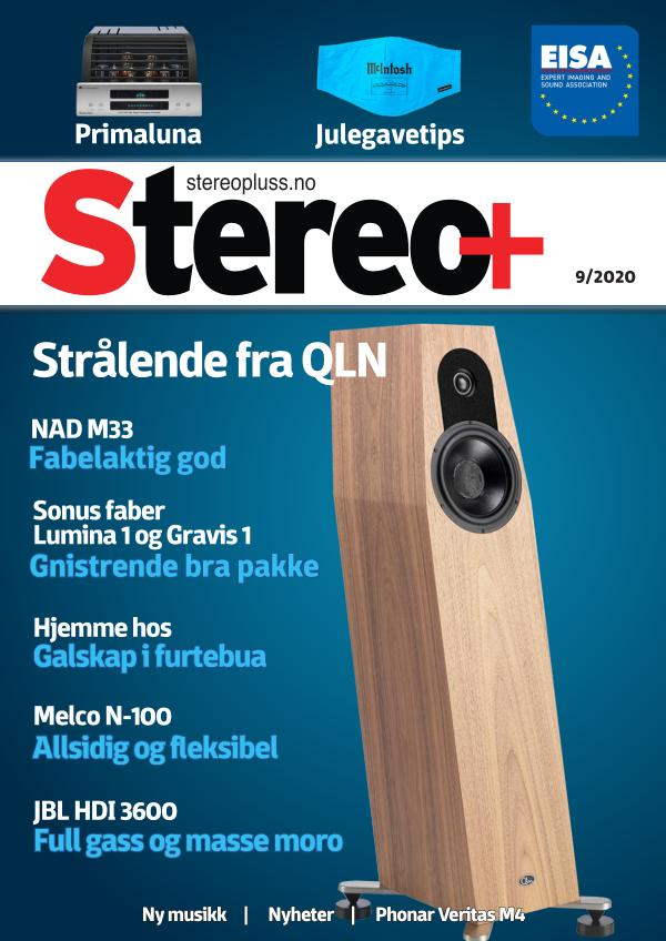 Stereo+ Stereopluss 9 2020
