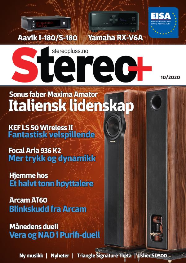 Stereo+ Stereopluss 10 2020