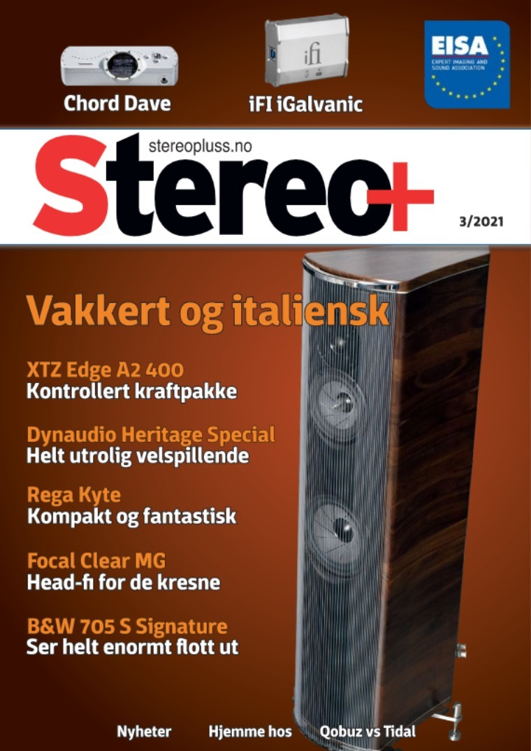 Stereo+ Stereopluss.no 3 2021
