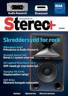Stereo+ Stereopluss.no