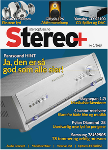 Stereo+ Stereopluss 2 2015