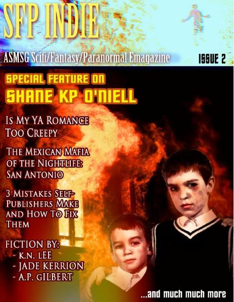 ASMSG Scifi Fantasy Paranormal Emagazine May 2014