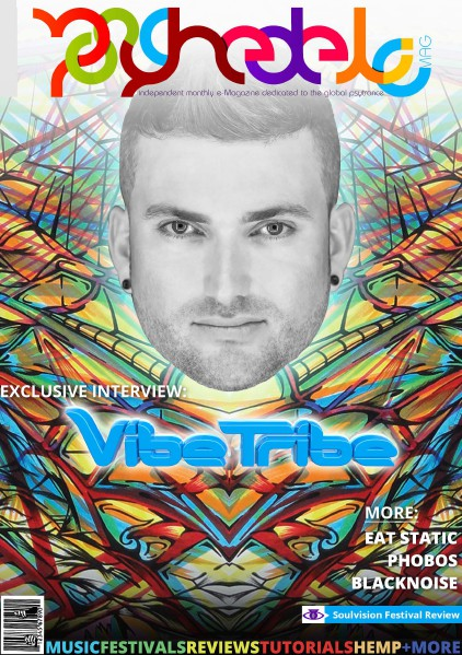 Psychedelic eMagazine ISSUE #3