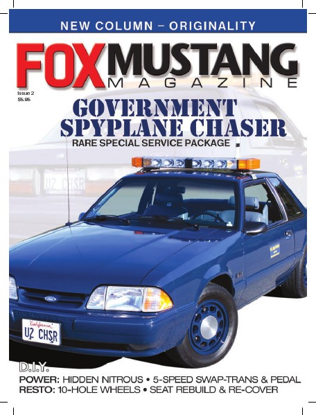 Fox Mustang Magazine Issue 2