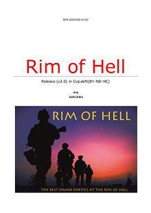 il bordo dell'inferno