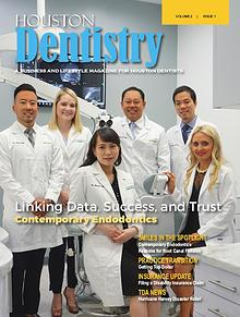 Houston Dentistry Volume 2 Issue 1