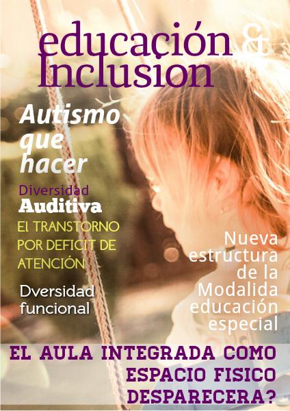 Educación Inclusiva 1/2014