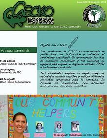 14-15 GECKO EXPRESS esp