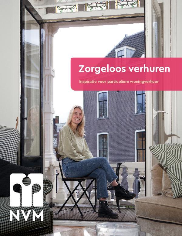 NVM Magazine Inspiratiemagazine Particuliere Woningverhuur