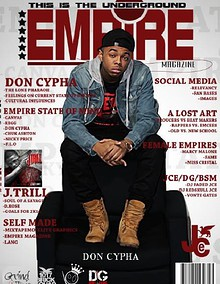 Underground Empire Magazine