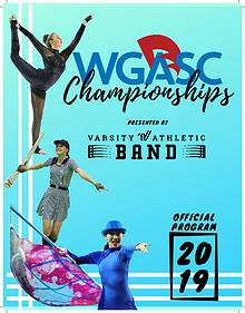 2019 Championship Program