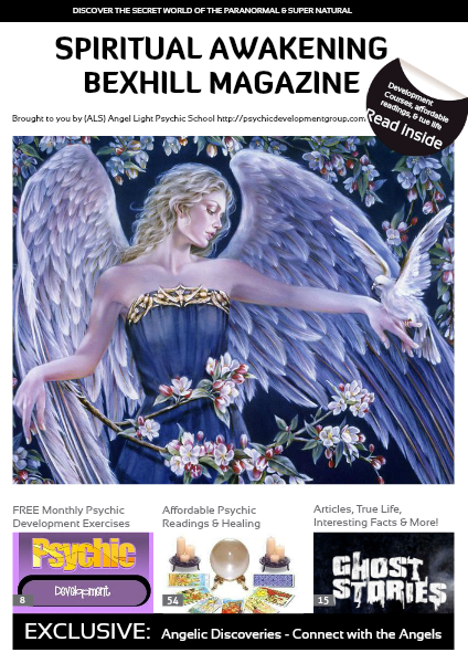 SPIRITUAL AWARENESS BEXHILL MAGAZINE April 2014