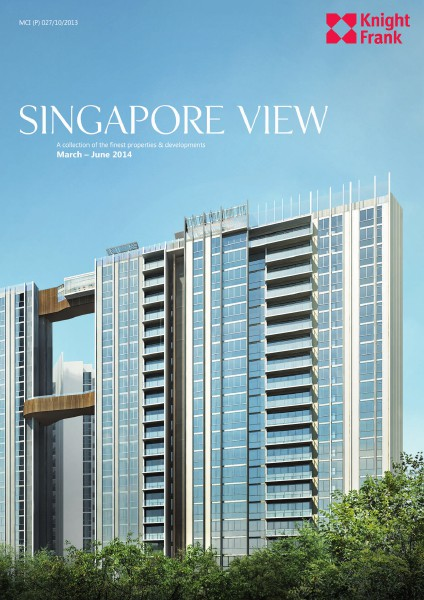Singapore Luxurious Properties and Developments (March - June 2014)