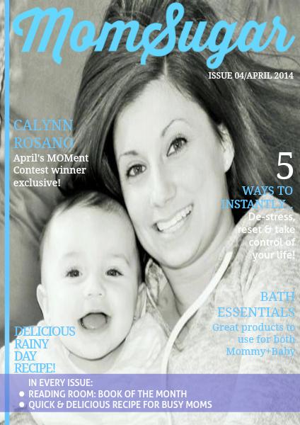 MomSugar April Issue