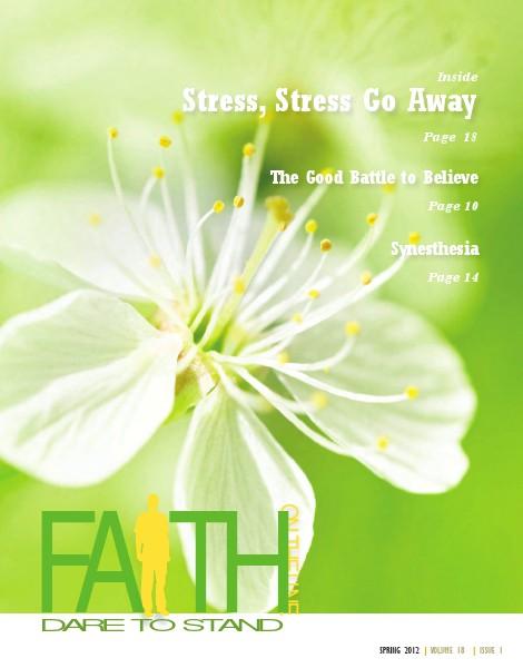 Faith On The Line - Stress, Stress Go Away Vol 18