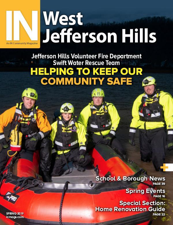 IN West Jefferson Hills Spring 2019