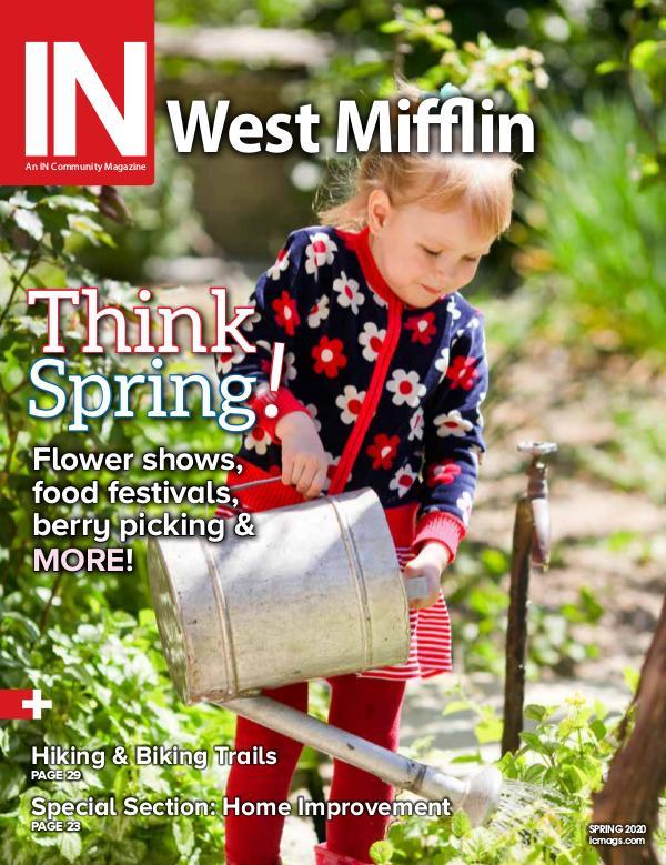 IN West Mifflin Spring 2020
