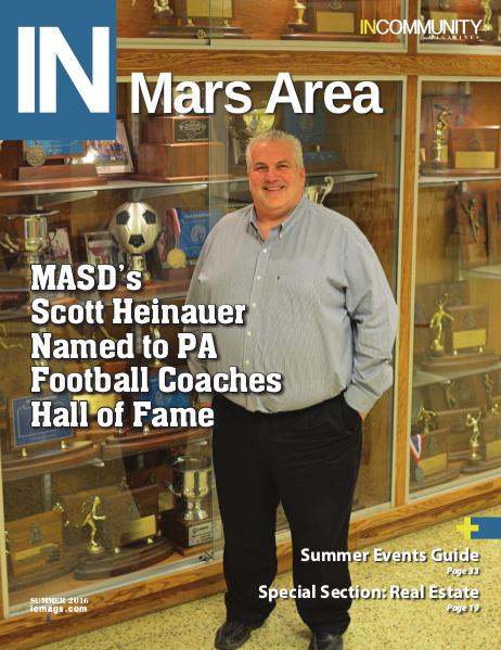 IN Mars Area Summer 2016