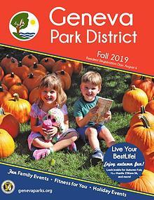 Geneva Park District Fall 2019 Program Guide