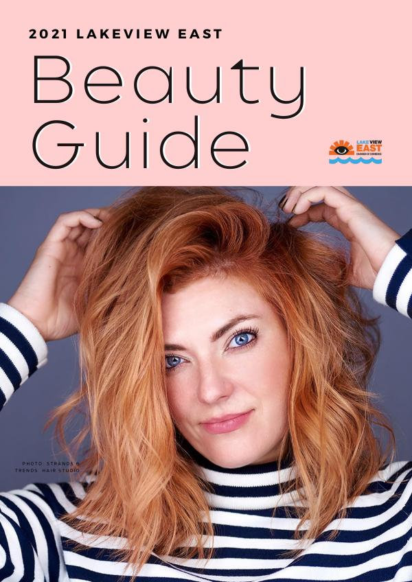 2021 LAKEVIEW EAST BEAUTY GUIDE