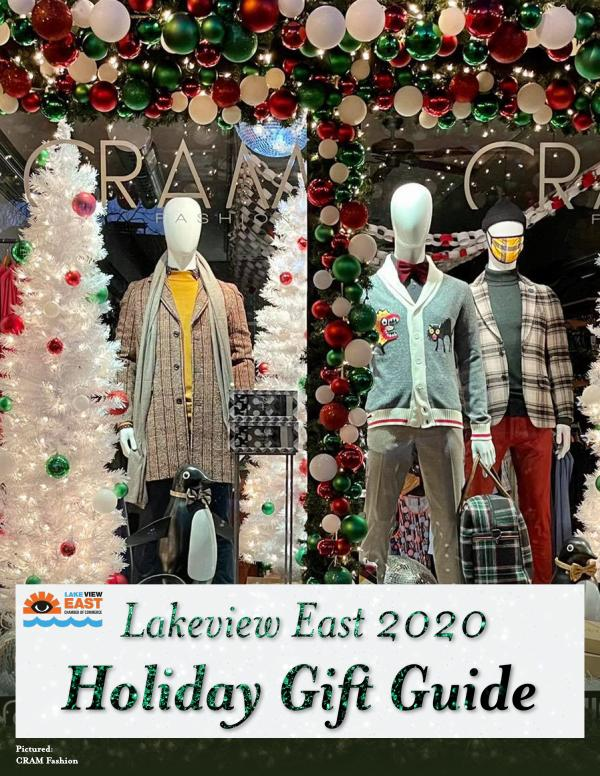 2020 Lakeview East Holiday Gift Guide