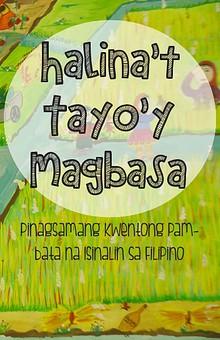 Halina't Tayo'y Magbasa