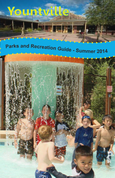 Yountville Parks and Recreation Summer 2014
