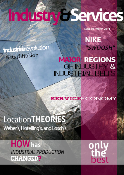 Industry and Services March 2014