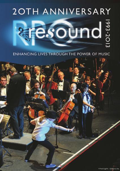RPO resound Newsletter, 20th Anniversary Edition 2014