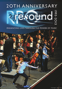 RPO resound Newsletter, 20th Anniversary Edition