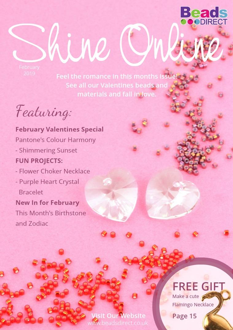 Shine Online February 2019