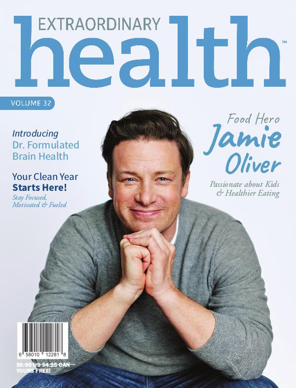 Extraordinary Health Magazine EH Magazine VOl 32