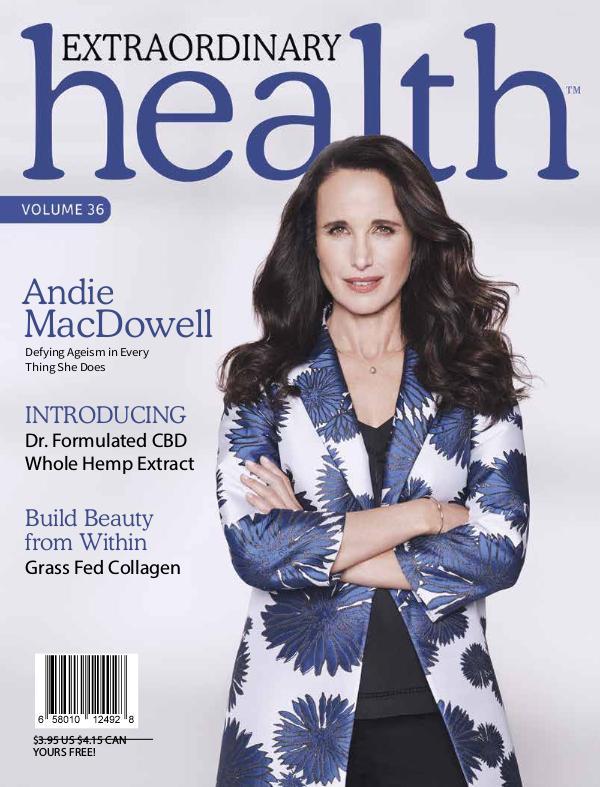 Extraordinary Health Magazine EHMagazine Vol 36
