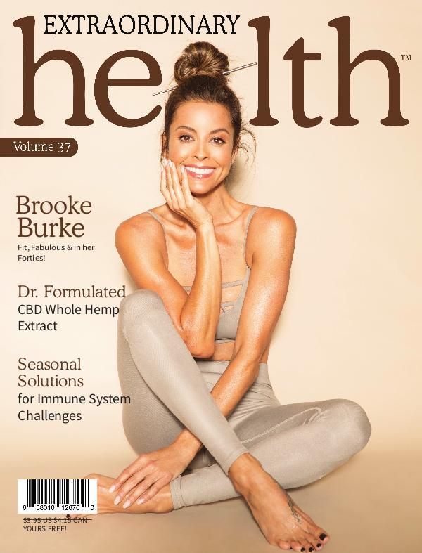 Extraordinary Health Magazine EHMagazine Vol 37