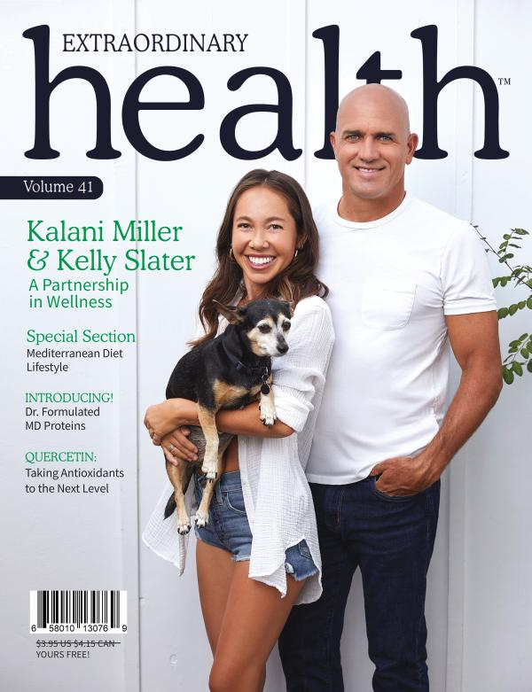 Extraordinary Health Magazine Volume 41