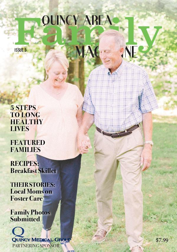 Quincy Area Family Magazine QAF Issue 3