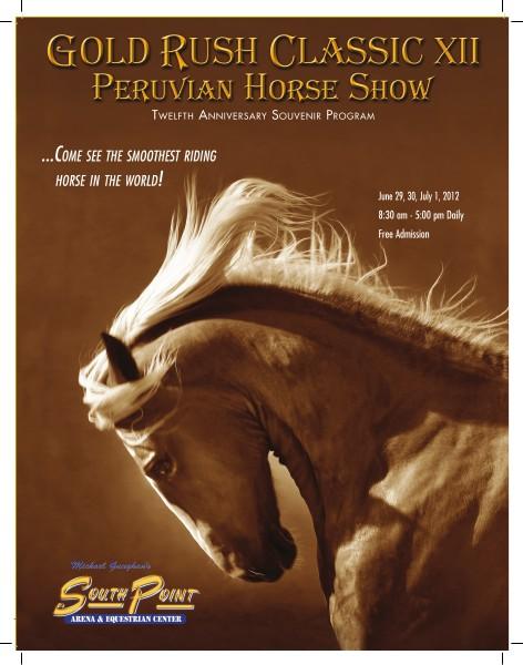 Gold Rush Classic Peruvian Horse Show - 2013 June 2012