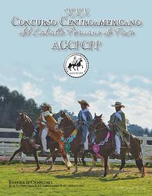 Revista Oficial del XXX Concurso Centroamericano del Caballo Peruano