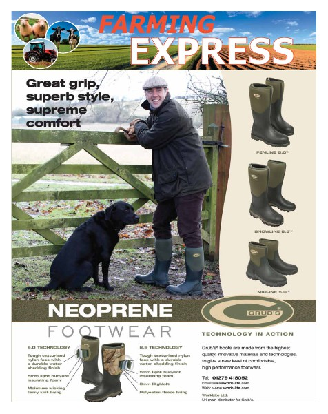 The Farming Express September 2013