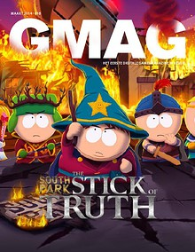 G.Mag #16
