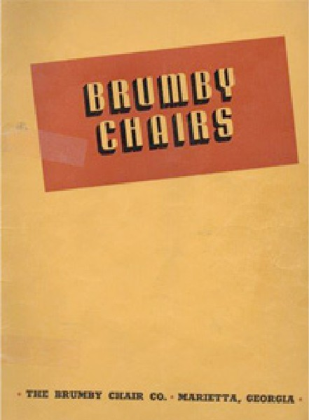 Brumby Rocker Brochures 1938 Catalog