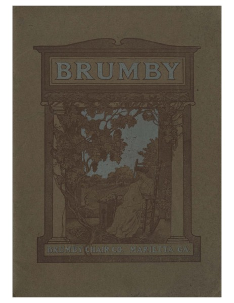 Brumby Rocker Brochures 1922 Catalog
