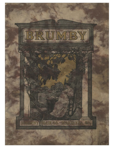 Brumby Rocker Brochures 1912-13 Catalog