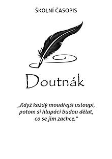 Skolni casopis Doutnak