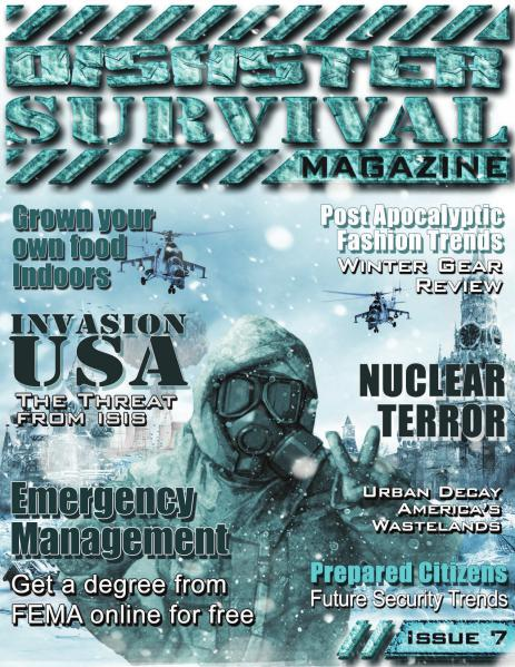 Disaster Survival Magazine #7