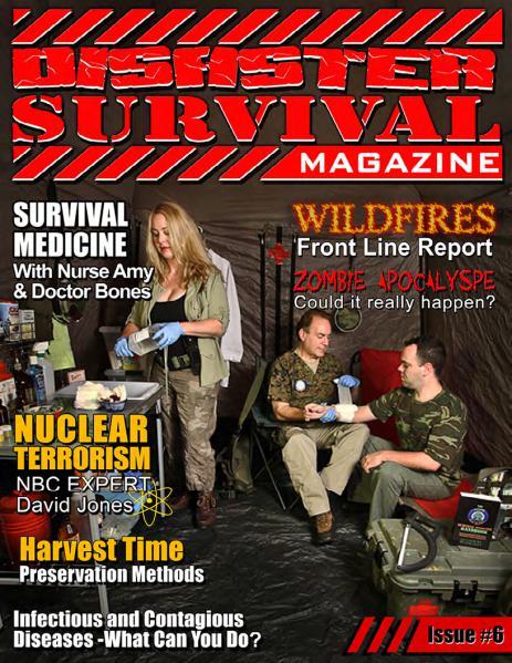 Disaster Survival Magazine Issue #6