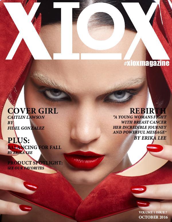 XIOX MAGAZINE Volume 1 Issue 7