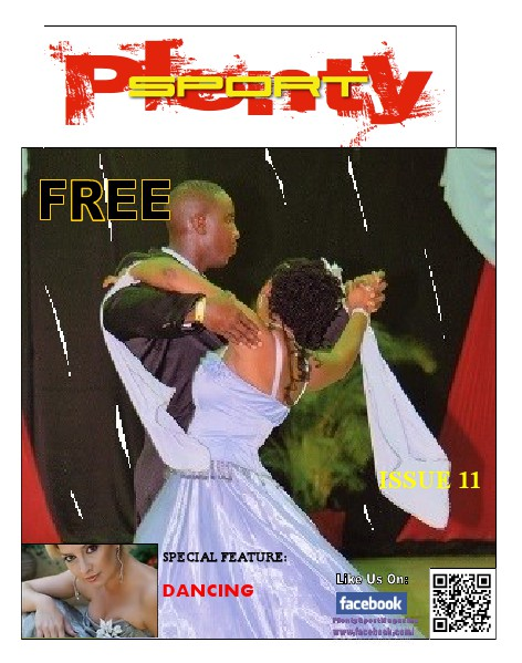 Issue 11 Dancing